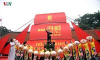 Khai mạc Ngày Thơ Việt Nam lần thứ 16 tại Văn Miếu - Quốc Tử Giám
