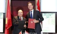 Déclaration commune Vietnam-Pays Bas