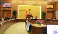 La présidente de l'AN rencontre les nouveaux ambassadeurs vietnamiens
