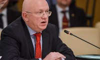 Vassili Nebenzya est nommé ambassadeur de la Fédération de Russie auprès de l'Onu