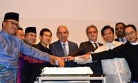 Le 50ème anniversaire de l'ASEAN célébré dans différents pays