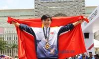 SEA Games 29: le Vietnam décroche trois nouvelles médailles d'or