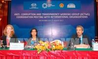 APEC 2017: Le Vietnam améliore ses dispositifs de lutte contre la corruption