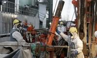 Fukushima: le mur de glace souterrain de 1,5 km bientôt fini