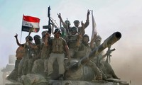 Les forces irakiennes reprennent trois quartiers du fief jihadiste de Tal Afar