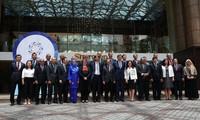 Ouverture de la 3ème conférence des hauts officiels de l'APEC