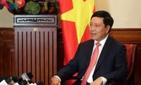 Le Vietnam travaille à son intégration internationale