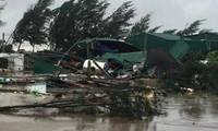 Typhon Doksuri: 6 morts, 21 blessés, des dégâts matériels importants