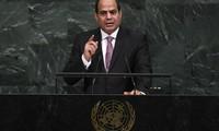 L'Égypte veut revenir sur le devant de la scène diplomatique au Proche-Orient
