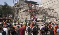 Plus de 200 morts dans un puissant séisme au Mexique