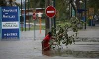 L'ouragan Maria a tué au moins une personne en Guadeloupe