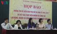 APEC 2017: Bientôt un dialogue politique sur la femme et l'économie à Hue