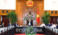 Déplacement de Nguyen Xuan Phuc à Bac Ninh