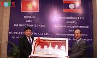 La VOV intensifie sa coopération avec la radio nationale du Laos