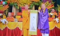 Clôture du 8ème Congrès national des bouddhistes vietnamiens