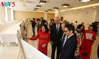 Vu Duc Dam au 60è anniversaire de l'adhésion vietnamienne à la Croix-rouge