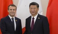 Macron effectuera sa première visite en Chine début 2018