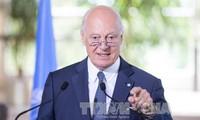 La délégation du gouvernement syrien viendra à Genève pour un 8e round