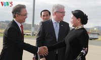 Nguyen Thi Kim Ngan en visite officielle en Australie