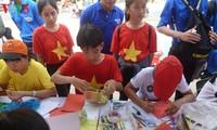 La fête «Rêve printanier» pour les élèves brillants démunis à Can Tho