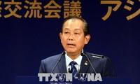 Porter les relations Vietnam-Japon dans une nouvelle phase de développement