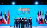 Nguyên Xuân Phuc termine sa participation à l'AMECS-8 et au CLMV-9