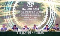 Hanoi 2018: coopération, investissement et développement