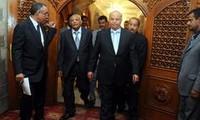 Vereidigung der jemenitischen Übergangsregierung
