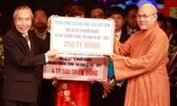 Rund 25 Millionen Euro für arme Menschen gespendet
