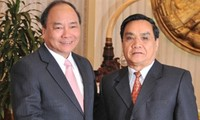 Gemeinsame Regierungskommission von Laos und Vietnam tagt in Vientiane