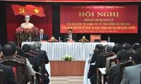 Politbüro betont Vielseitigkeit und Effektivität der Massenorganisationen