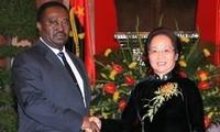 Vietnam und Angola diskutieren Zusammenarbeit in Hanoi