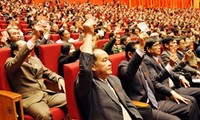 Abschluss: Bilanzkonferenz über den Parteibeschluss
