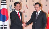 Vietnam und Südkorea verstärken ihre strategische Partnerschaft