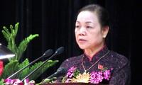 Zentralbehörden diskutieren die Umsetzung des Parteiaufbau-Beschlusses