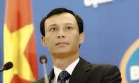 Vietnam bekräftigt seinen Anspruch auf die Paracel-und Spratlyinseln