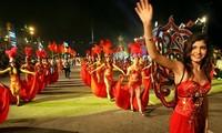 Eröffung des Karnevals Halong 2012