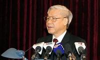 Konferenz des ZK der KP Vietnams ist beendet