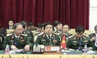 Eröffung der Konferenz der ASEAN-Verteidigungsminister in Kambodscha