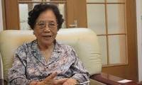 Ehemalige Vize-Staatspräsidentin Binh trifft US-Delegation