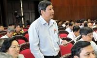 Abgeordnete diskutieren Gesetzesentwurf der Nationalreserve