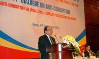 Dialog zur Korruptionsbekämpfung in Hanoi