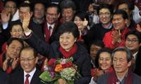 Park Geun-hye wird neue südkoreanische Präsidentin