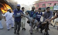 Die Taliban erschießen zahlreiche pakistanische Soldaten
