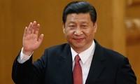 Staatspräsident Chinas Xi Jinping beginnt seine erste Auslandsreise