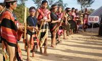 Brau-Volksgruppe im Hochland Tay Nguyen