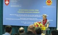 Schweiz unterstützt kleine und mittelständische Unternehmen Vietnams