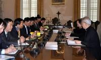 Das vierte Treffen der Vietnam-Vatikan-Arbeitsgruppe