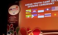 Vietnam nimmt an ASEAN-Jugendcamp in Singapur teil