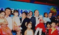 Provinzen veranstalten Vollmondfest für Kinder